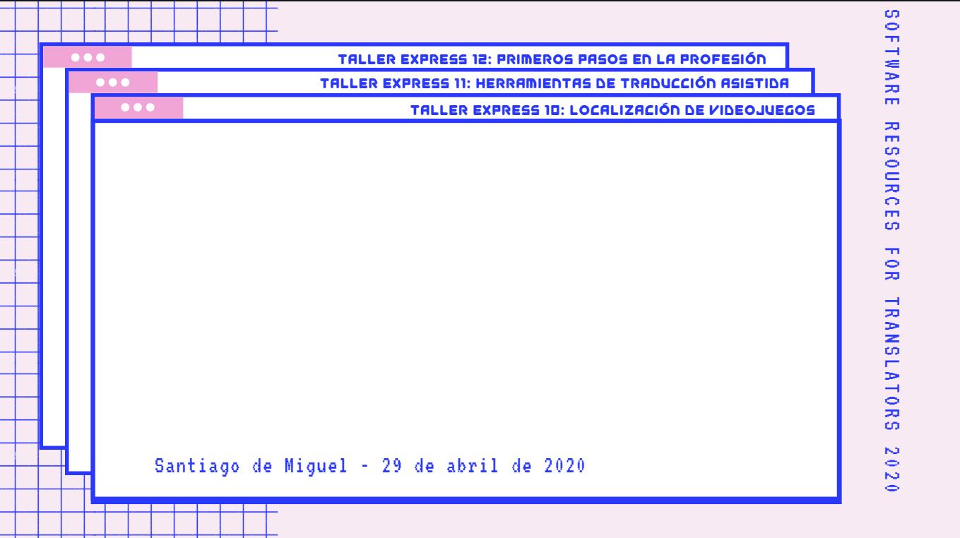 Fondo Taller Express 10 - Localización - SR4T