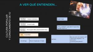 Taller Express 10 - Localización de videojuegos - Santi de Miguel - SR4T